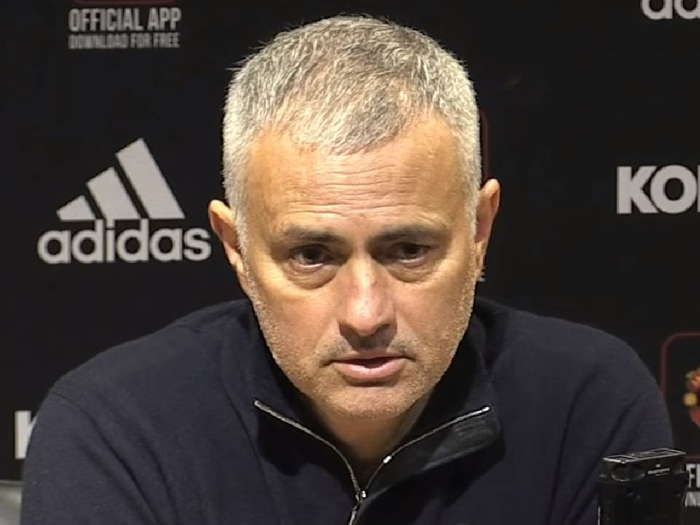 Jose Mourinho refuses to disclose team news to MUTV