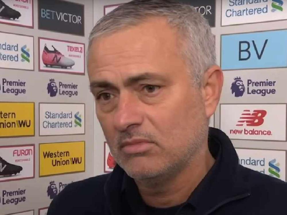 Jose Mourinho CROPPED