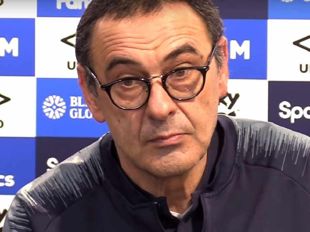 Maurizio Sarri CROPPED