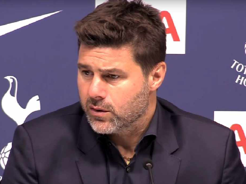 Mauricio Pochettino CROPPED