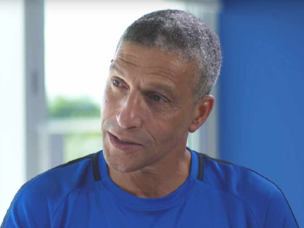 What Glenn Murray told me about Chris Hughton behind closed doors