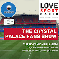 Crystal Palace Podcast