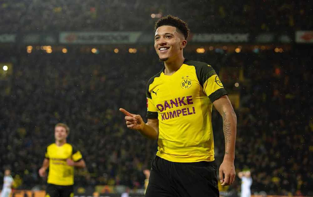 Former Manchester United star tips Sancho and Haaland for Old Trafford Switch - LOVE SPORT Radio