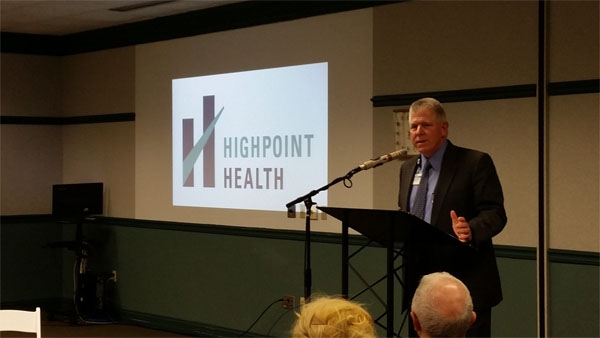 Highpoint Health Receives