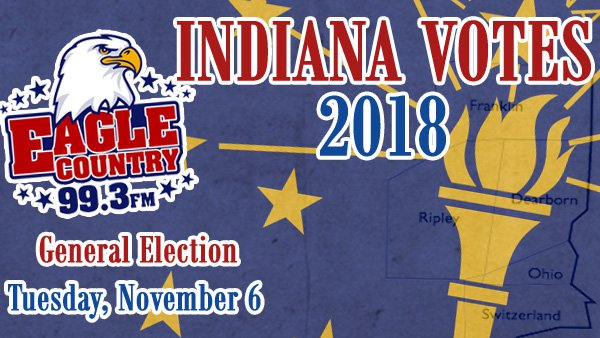 Indiana Votes 2018 - Eagle Country 99 3