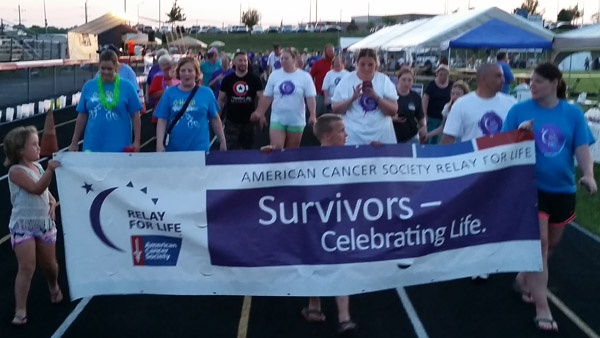Acs relay for life incentive prizes call