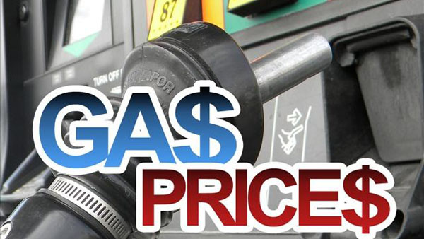 Local Gas Prices Reach Highest Level Since 2016
