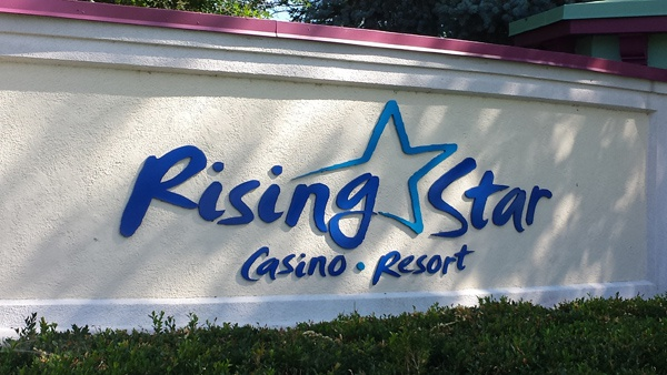 Casino worker says she was paid less than male colleague