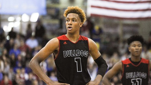 the best attitude 47131 c3124 Romeo Langford Commits To IU - Eagle Country 99.3