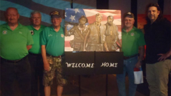 Annual Banquet Pays Homage To Area Veterans