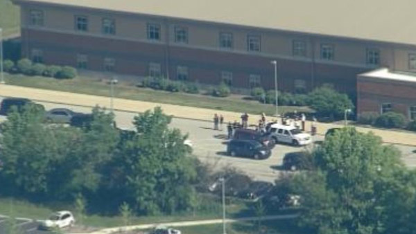 Suspect detained after active shooter incident at IN  middle school
