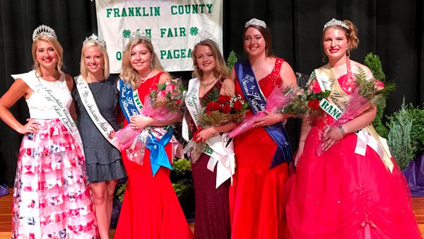 Royally Good Time At The Franklin County 4-H Fair - Eagle Country 99 3