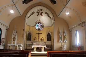 Special Mass At Holy Guardian Angels Catholic Church - Eagle
