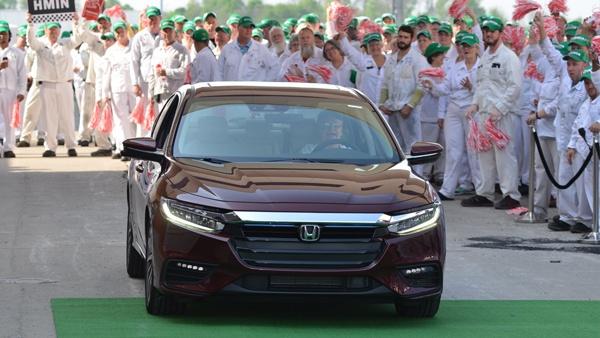 Honda Greensburg Indiana >> Honda Manufacturing Of Indiana Marks 10 Years Eagle Country 99 3