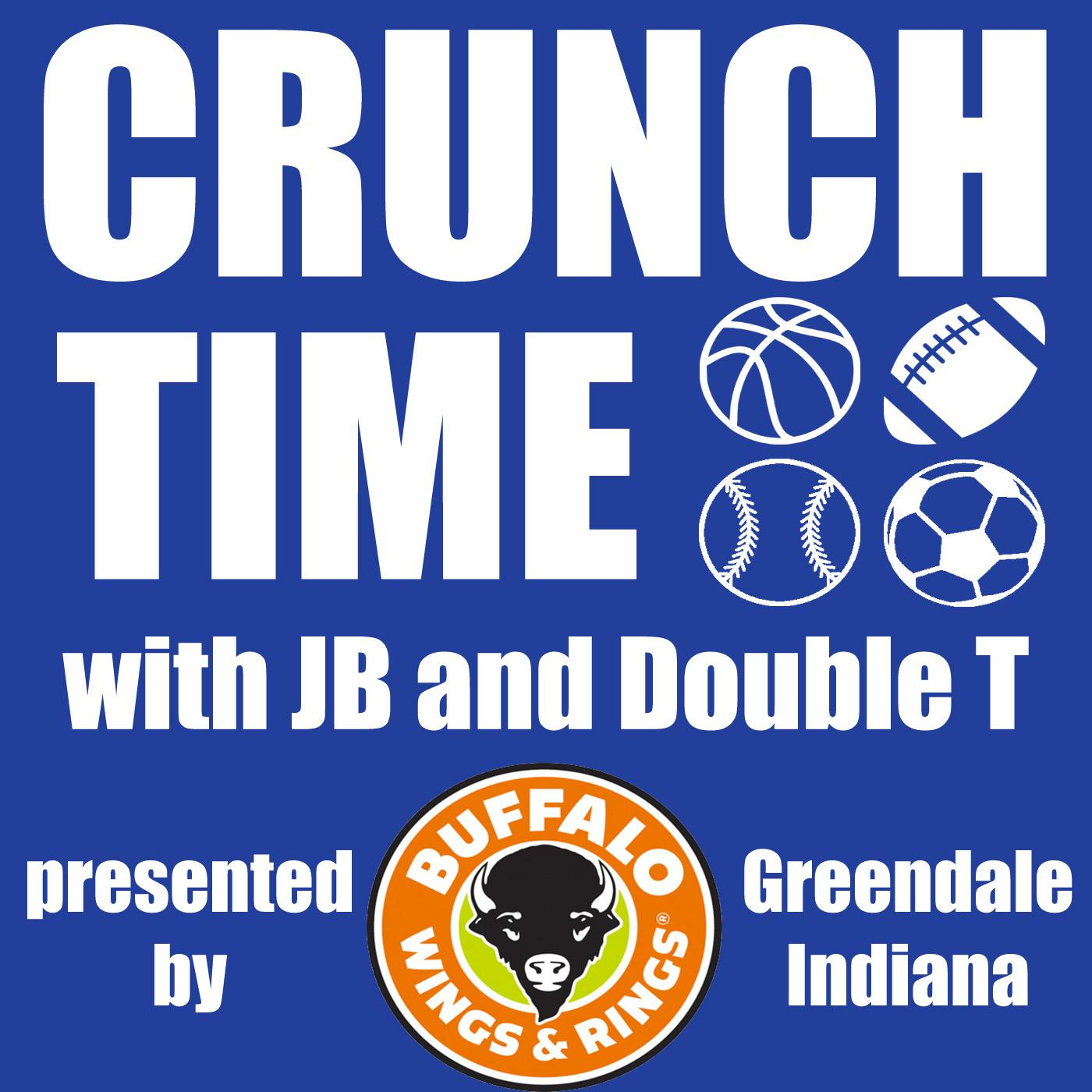 Crunch Time presented by Buffalo Wings & Rings Greendale