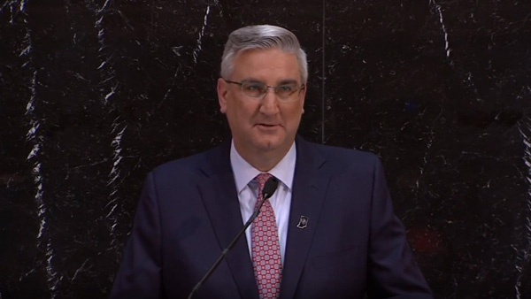Gov. Holcomb announces donation efforts for Afghan evacuees