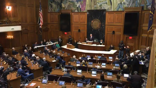 Full Text Of Indiana Governor's 2019 State Of The State