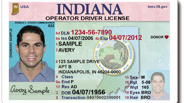 Licenses Blasts Indiana Making Gop 3 To Country - Aclu Driver's Change Gender It Harder On 99 Eagle For Lawmakers