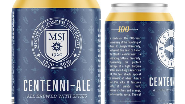 Cheers To 100 Years: MSJ, West Side Brewing Create