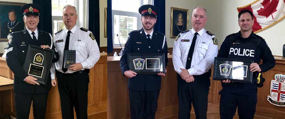 Niagara Regional Police Awards Handed Out in Wainfleet - More FM