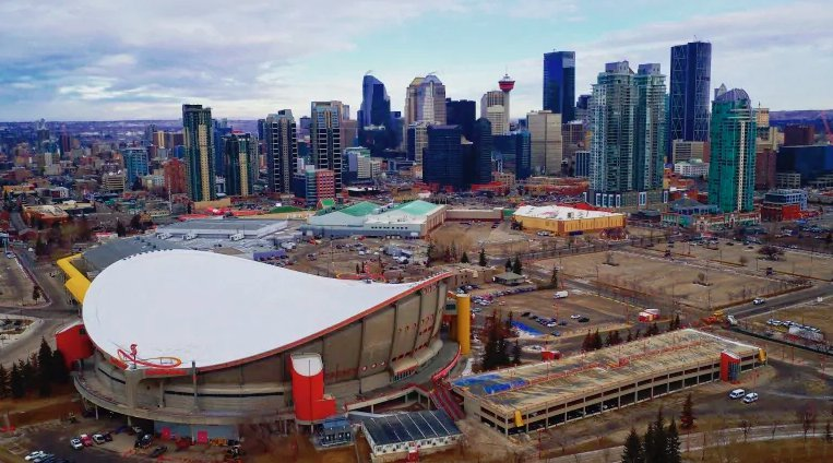 Tentative Deal Reached Between The City And The Calgary Flames For A New Arena Cjwe