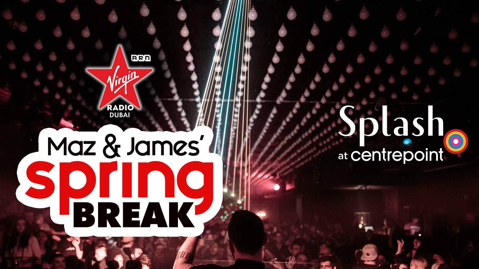 Splash - Spring Break