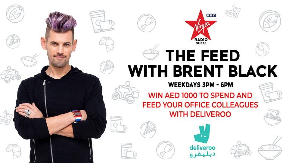 Feed with Deliveroo
