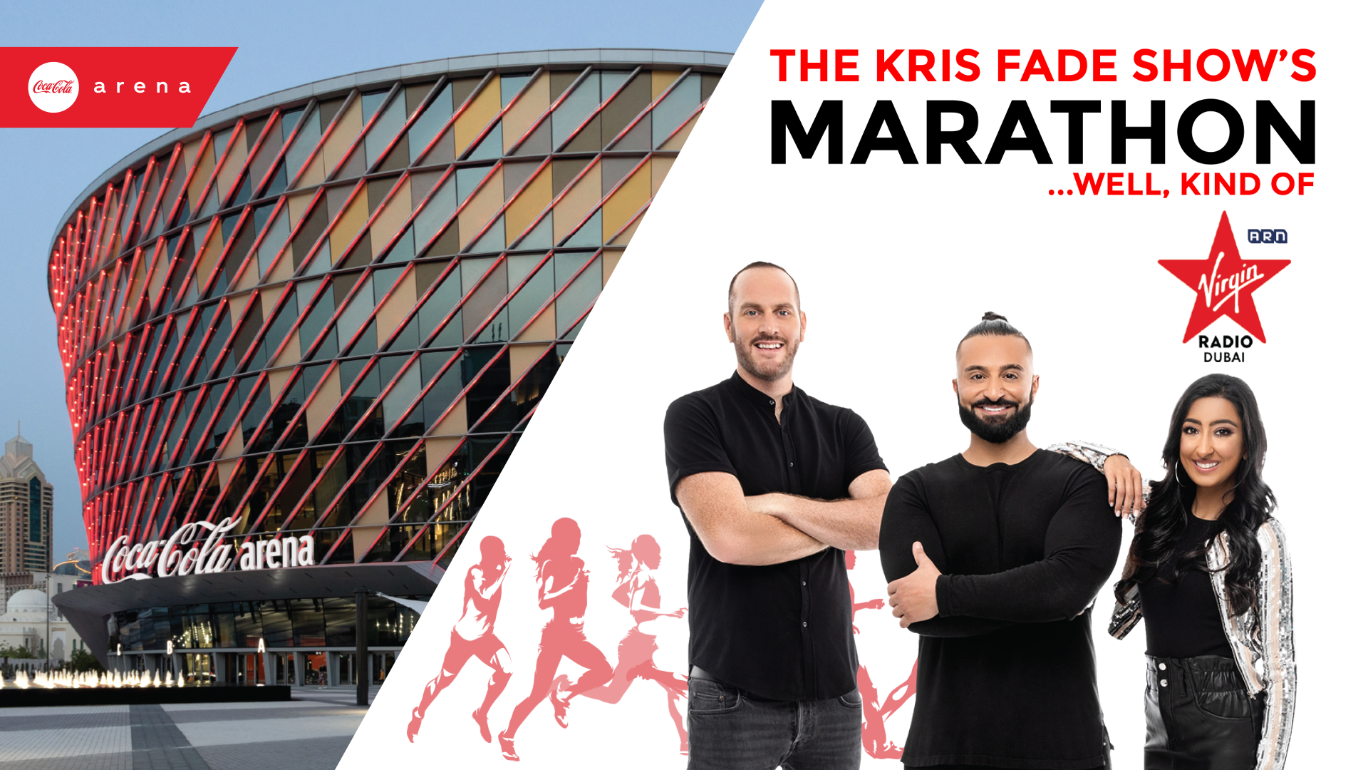 The Kris Fade Show's Marathon