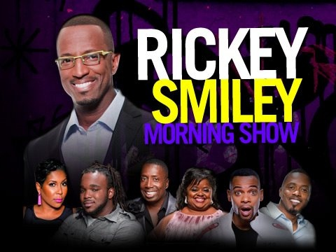 Image result for rickey smiley morning show