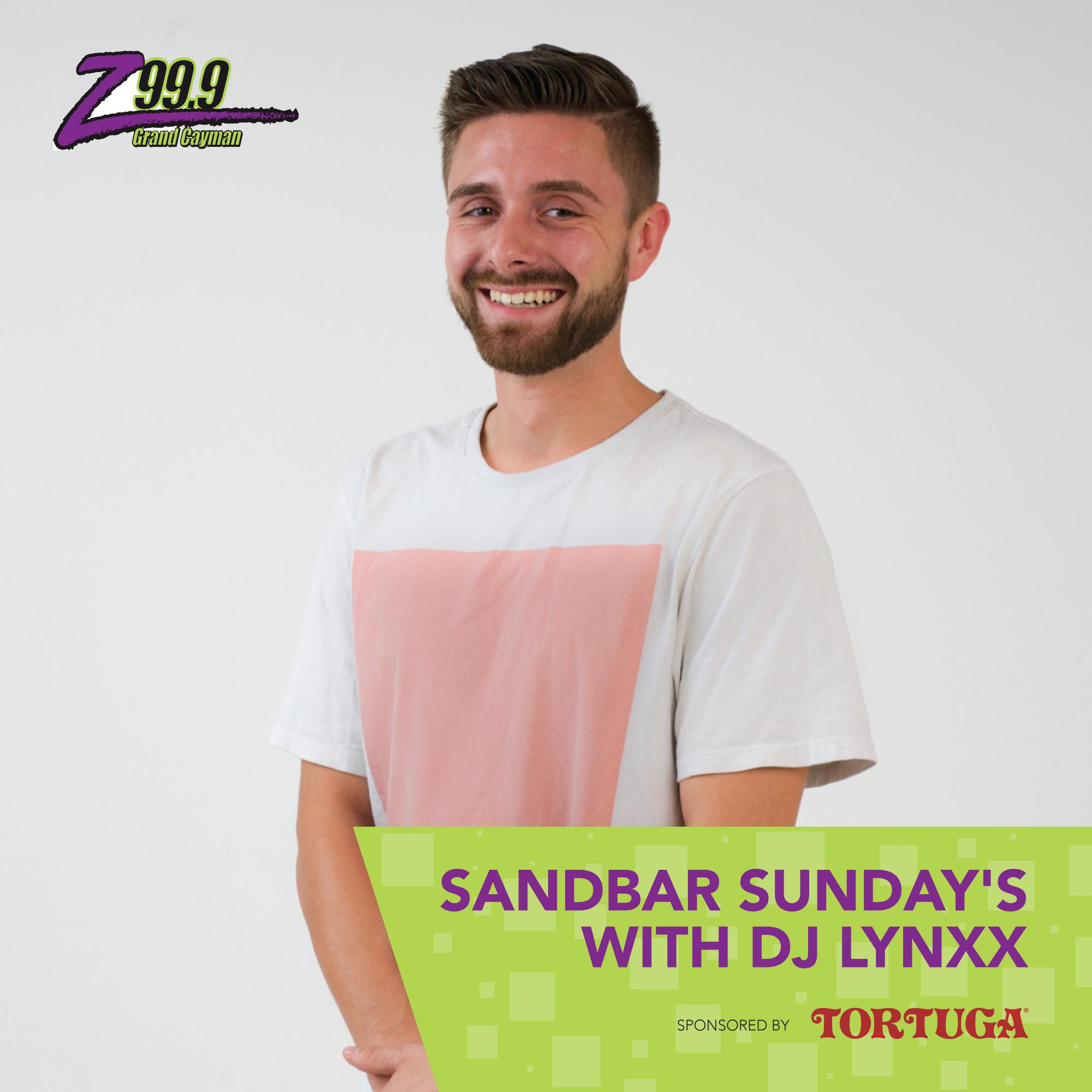 Sandbar Sundays Mix With DJ LYNXX | Z99 Grand Cayman