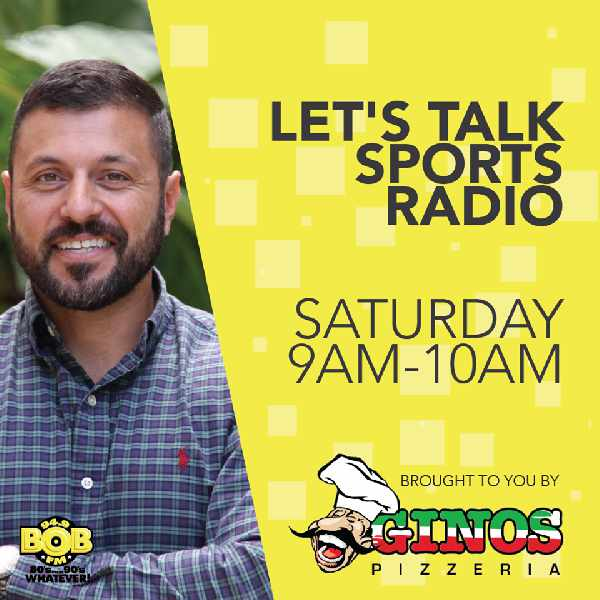 Let's Talk Sports Radio brought to you by Gino's Pizzeria