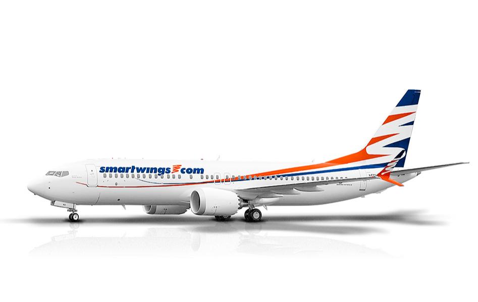 Resultado de imagen para Boeing 737 MAX png airlines
