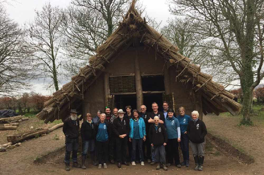 Neolithic Longhouse Opens - Channel 103