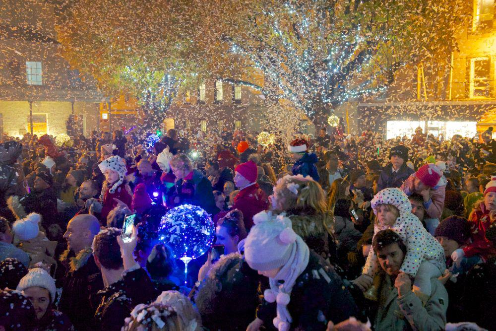 Did we catch a photo of you at this year's Christmas Lights Switch-On? Check Channel 103's gallery!