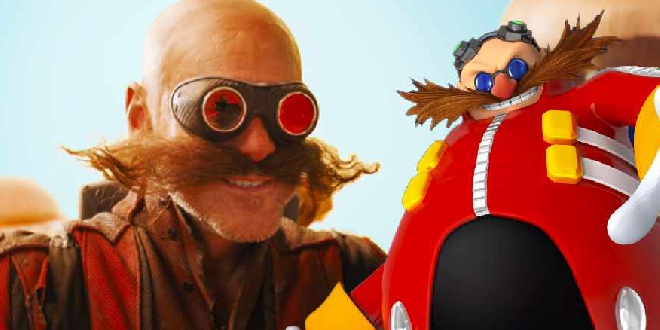Jim Carrey As Dr Robotnik Is Everything In The New Sonic The Hedgehog Movie Trailer 91 7 The Wave