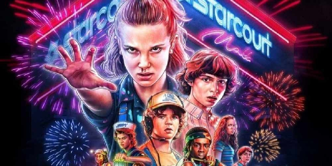 Stranger Things 3 released their third and final trailer!! - 91 7