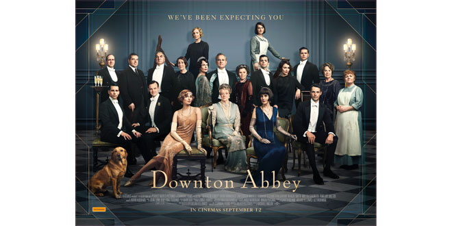 Win Tickets to Downton Abbey! - 91 7 The Wave