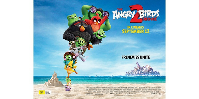 Win Tickets to Angry Birds 2! - 91 7 The Wave