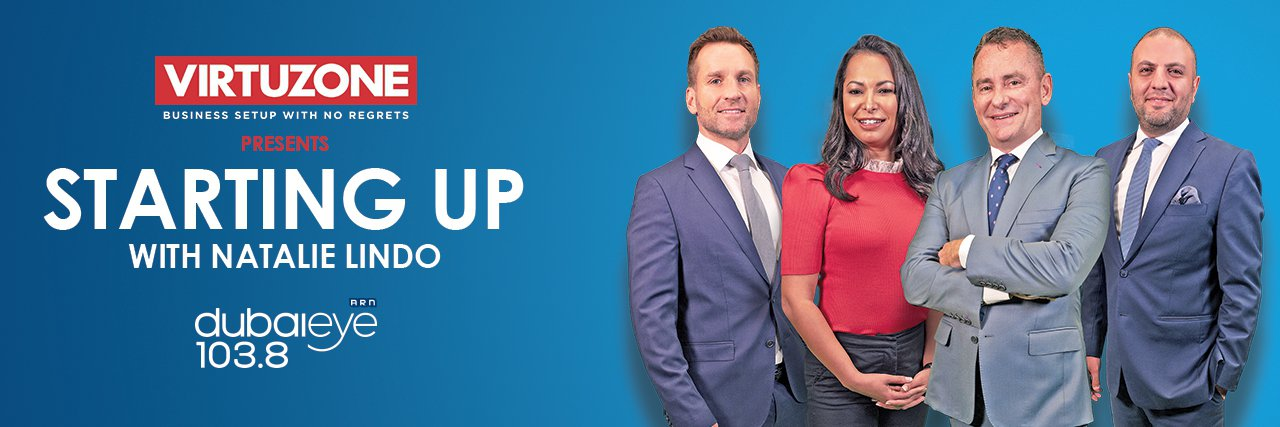 Starting Up - Dubai Eye 103 8 - News, Talk & Sport