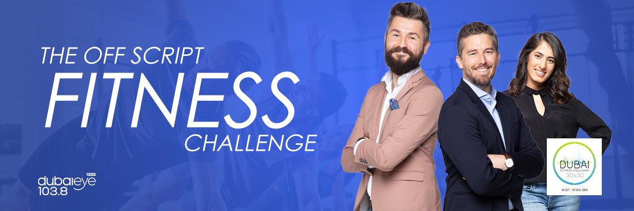 Off Script Fitness Challenge