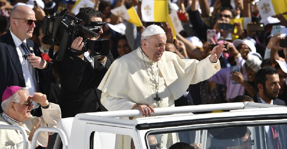 Pope-Mobile
