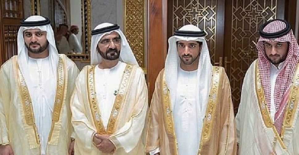 Sheikh Hamdan, Maktoum and Ahmad get married in Dubai - TAG 91 1