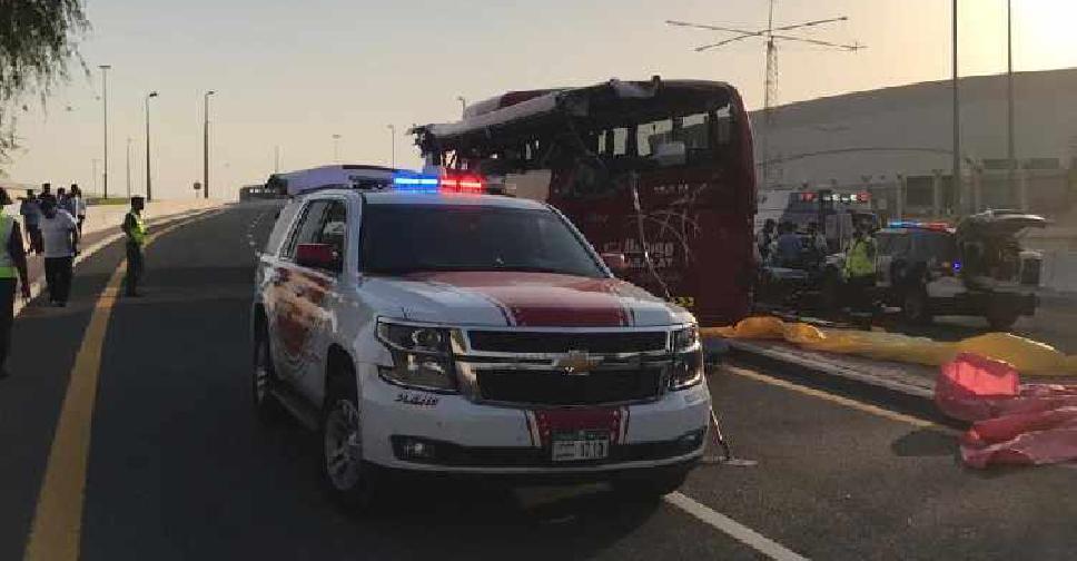 Death toll rises to 17 after Dubai bus crash - City 1016