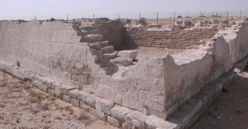 UMM AL QUWAIN UNESCO 2