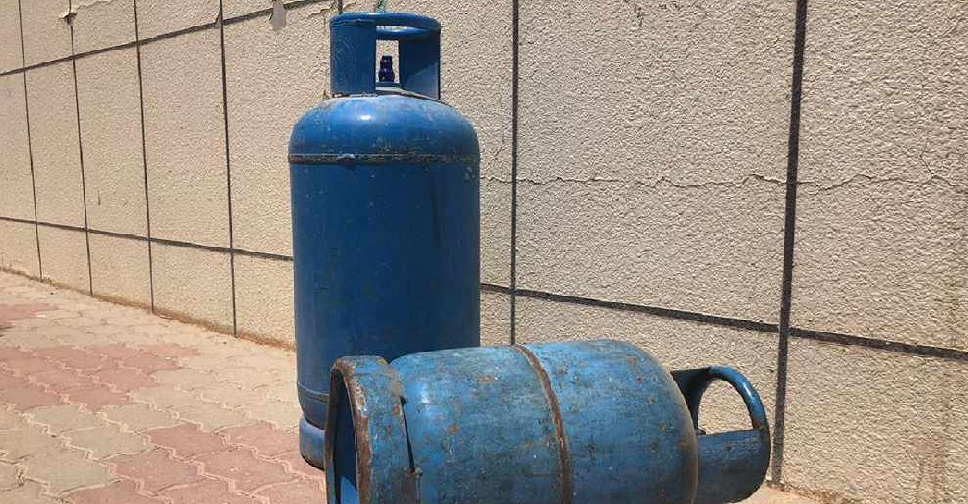 Follow these safety tips if you've got a gas cylinder