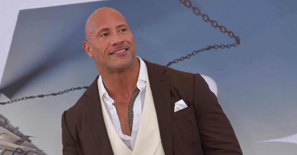Dwayne Johnson Tops Forbes 2019 Highest Paid Actor List