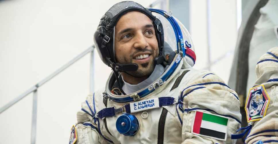 UAE ASTRONAUTS 2