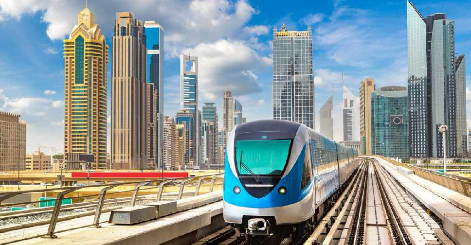 Image result for The Dubai Metro turns 10 years old today