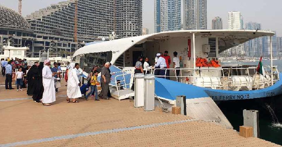 DUBAI SHJ FERRY 1