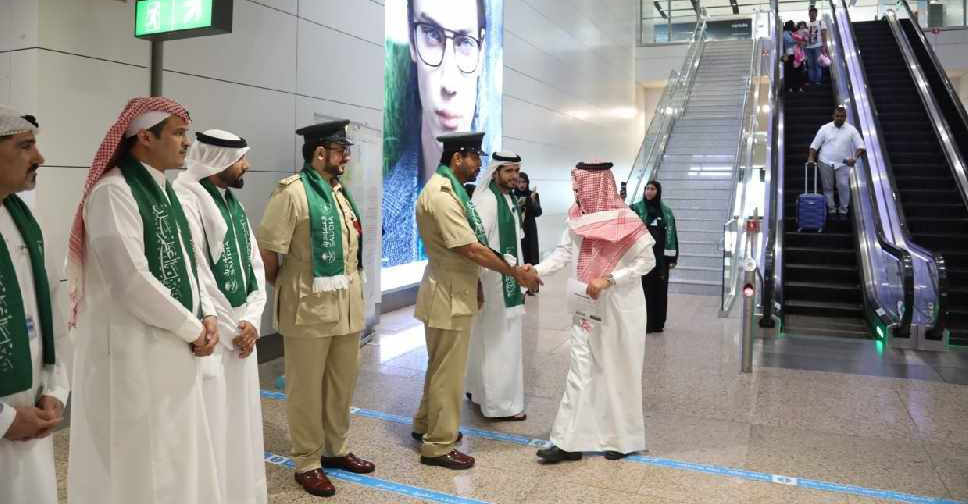 DUBAI POLICE SAUDI 2